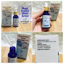 Serum Cce jual bpom serum original magic instant white