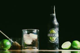 americana honey lime ginger ale five star soda