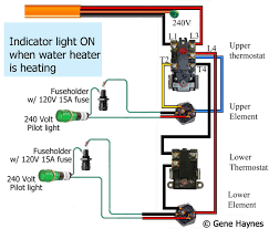 how to select and replace thermostat on electric water heater at