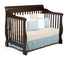 Convertible Crib Bed by Delta Children Canton 4 In 1 Convertible Crib Espresso Toys