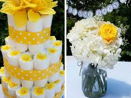 yellow baby shower ideas baby shower ideas yellow and white real trendy baby shower ideas
