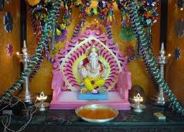 decoration themes for ganesh festival at home decoration ideas for ganpati festival at home home design 2017