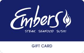 restaurant egift cards embers restaurant egift card