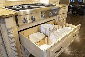 kitchen fascinating kitchen cabinet drawer organization