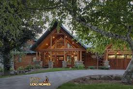 Log Floor by Golden Eagle Log Homes Floor Plan Details Lakehouse 4166al