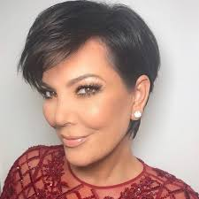 kris jenner hair color kris jenner s style transformation from 1990 to 2017 revelist