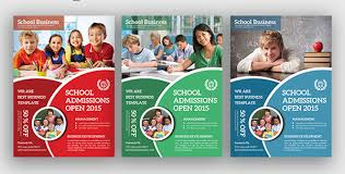 school brochure design templates 10 design tips to make a professional business flyer