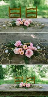 Diy Branches Centerpieces by 311 Best Rustic Wedding Flowers U0026 Decor Images On Pinterest