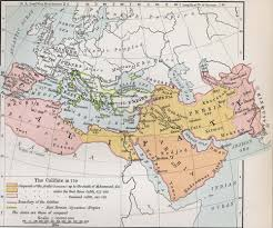 Map Of North Africa And The Middle East by Siege Of Constantinople 717 U2013718 Wikipedia