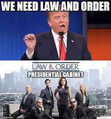 Law And Order Meme - we need law and order imgflip