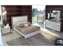 Edmonton Bedroom Furniture Stores Two Tone Bedroom Set Mangano In Modern Style 3313mn