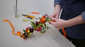 real flowers how to make a beautiful flower crown real flowers