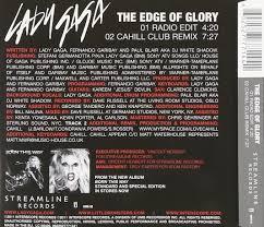 edge of glory 2tr by lady gaga amazon co uk music