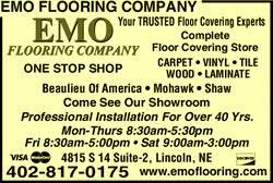 flooring co lincoln ne 68512 1260 yellowbook