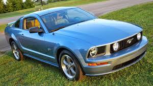 2006 Mustang Gt Black 2006 Ford Mustang Gt Windveil Blue For Sale Huntsville Al