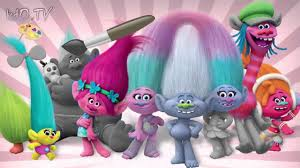 trolls movie 2016 kids coloring book coloring pages