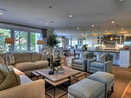 Large OpenConcept Living Room Designs Open Concept Open - Large living room chairs