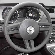 2011 Mustang V6 Interior Steering Wheel Upgrade On Mustang Base Model A 3 7l V6 Mustang