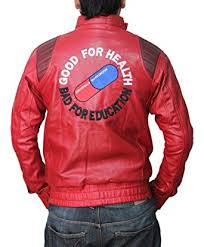 amazon com halloween costume collection leather jackets for men