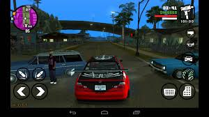 android mods gta sa drag car mod android