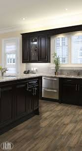 Kitchens With Dark Wood Cabinets Home Design Kitchen Ideas With Dark Wood Cabinets Awesome 89