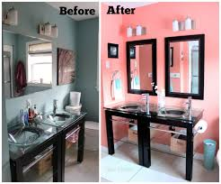 Home Depot Bathroom Paint Ideas by A Must See 150 Bathroom Makeover Fynes Designs Fynes Designs