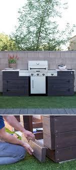 Best  Build A Bbq Ideas On Pinterest Diy Outdoor Bar Outdoor - Backyard grill designs
