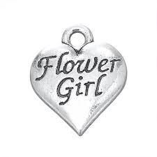 flower girl charms popular flower girl charm buy cheap flower girl charm lots from