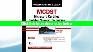 download epub mcdst microsoft certified desktop support