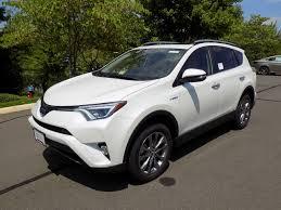 toyota awd 2017 toyota rav4 hybrid limited awd 4d sport utility in