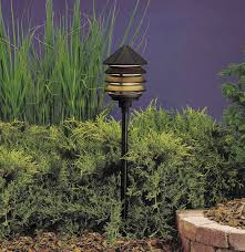 kichler lighting customer service kichler 15205bkt one light path u0026 spread landscape path lights