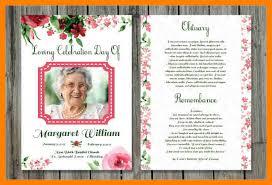 funeral card template 5 funeral card template addressing letter