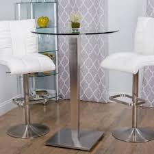Vegas Storage Bar Table White Bar U0026 Pub Tables For Less Overstock Com