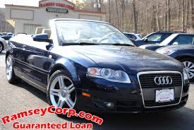 used 2007 audi a4 for sale west milford nj