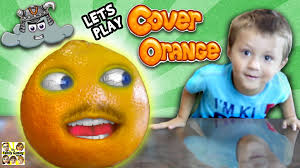 the orange who s annoying fgteev gameplay skit with