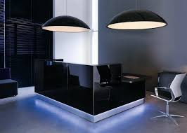 Modern Office Reception Desk Modern Office Reception Furniture With Black Gloss Reception Desk
