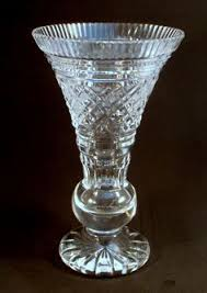 Waterford Crystal Small Vase Waterford Crystal Vase Waterford Pinterest Waterford Crystal