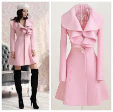pink dress pink coat dress online fashion review fashion gossip