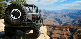 jeep rubicon trail axial racing scale model rc jeep tackled the rubicon trail