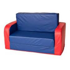 foamnasium pullout kids sofa u0026 reviews wayfair