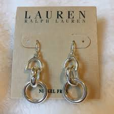 Ralph Lauren Chandelier Fashion Earrings 25 Off Lauren Ralph Lauren Jewelry Ralph Lauren Earrings From