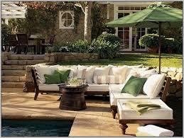 backyard creations patio furniture menards patios home