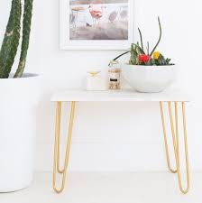 Diy Marble Coffee Table by Diy Industrial By Design