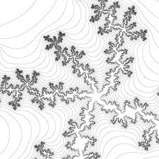 a new coloring book highlights the visual beauty of mathematics