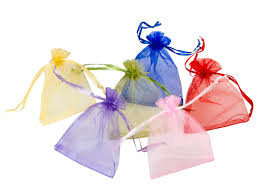 organza gift bags organza gift bags pack of 12