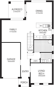 How To Draw A Kitchen Floor Plan Lifestyle Range New Edge Homes