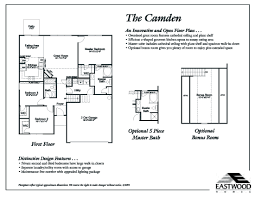 camden eastwood homes