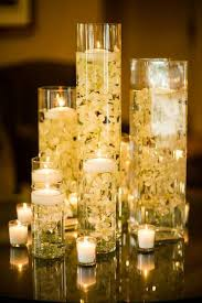 Floating Candle Centerpiece Ideas Floating Candle Centerpiece