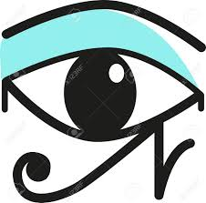 the eye of horus is an ancient symbol of protection