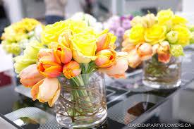tulip workshop wrap up garden party flowers